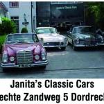 Logobord Janita's